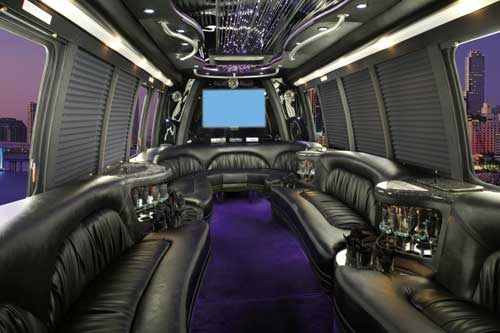 Houston Party Bus Rental, Party Buses Houston, Houston Limo Service.